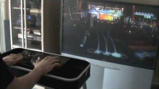 DJ Hero: Setup, Tutorial, And Gameplay