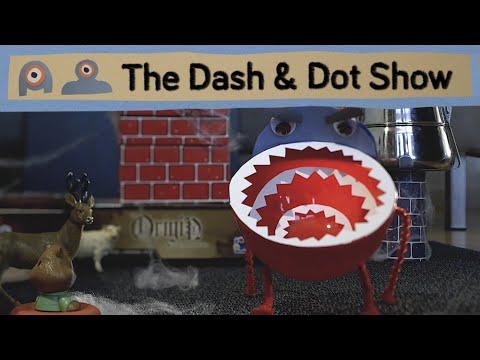 Dash & Dot Show 11 -Dash-apult | Wonder Workshop