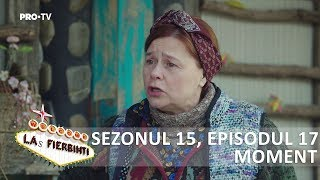 Las Fierbinti - SEZ. 15, EP. 17 - Firicel râde de nevastă-sa