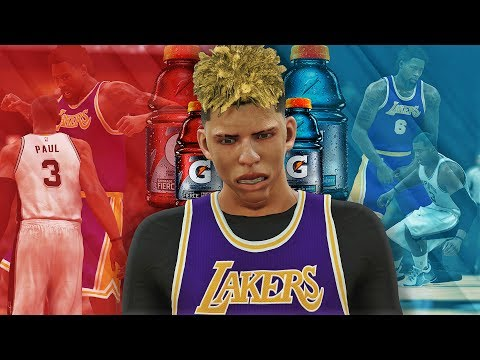 NBA 2K17 MyCAREER LaMelo Ball #7 - DeAndre BULLYING CP3! Coach Is Trying To Kill Me!!!!