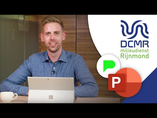 Slidebuilder voor DCMR | Portfolio | PPT Solutions