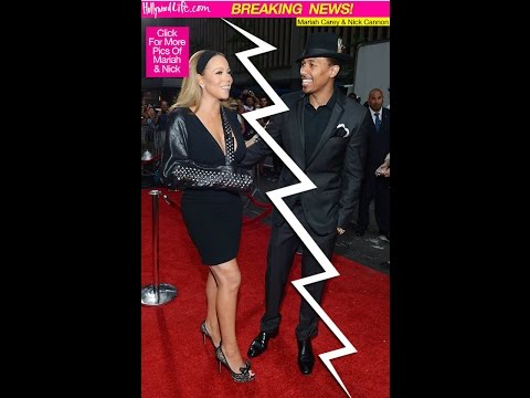 Wow ! Mariah Carey & Nick Cannon Divorced Confirmed as True By Nick Cannon ! Marriage smh !