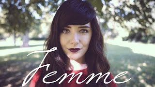 FEMME | a spoken word film about my bisexuality | Melanie Murphy
