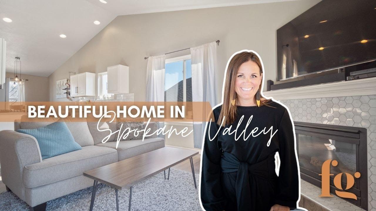 Beautiful Spokane Valley Home - 11806 E Marietta Ave