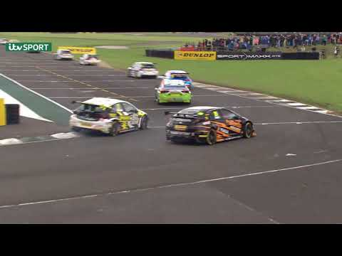 R13 in 60s | Croft | BTCC 2017