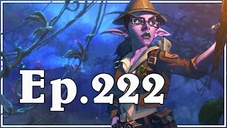 Funny And Lucky Moments - Hearthstone - Ep. 222