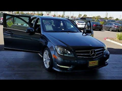 2014 Mercedes Benz C Class Cerritos, Los Angeles, Buena Park, South Bay,  Downey, CA PD03072