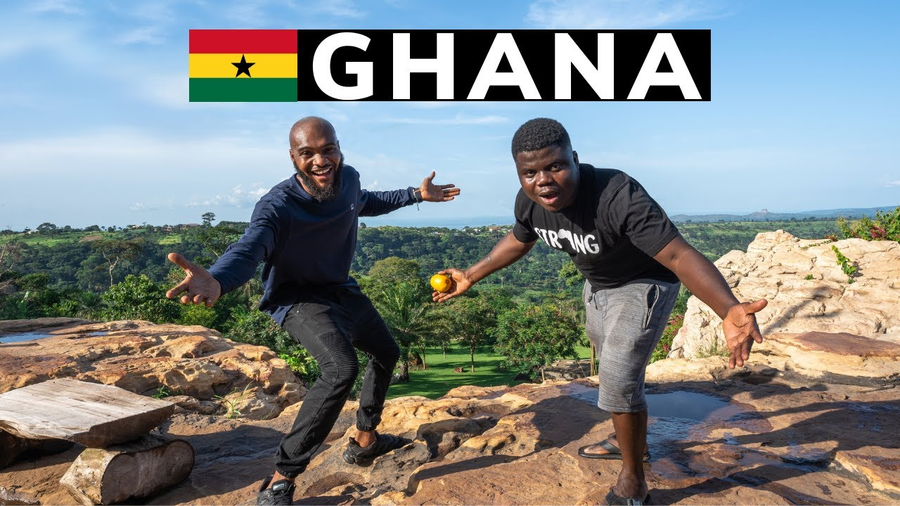 I Traveled Across Ghana With Wode Maya then this Happened!