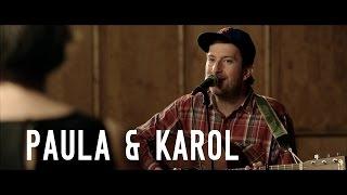 "PAULA & KAROL  ""Young Girl"" / otwARTa scena Live"