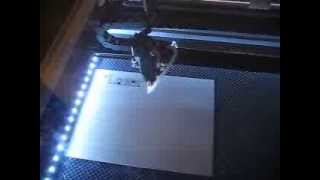 Mike's DIY 40W Laser Cutter