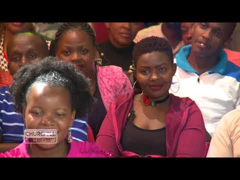 Ladies Edition (Churchill Show S07 E12)