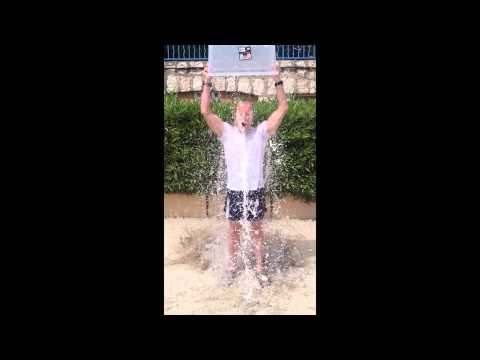 Alex Flynn - Parkinson's and Ice Bucket Challenge