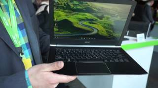 Acer Aspire S 13: Pretty Sleek for $699