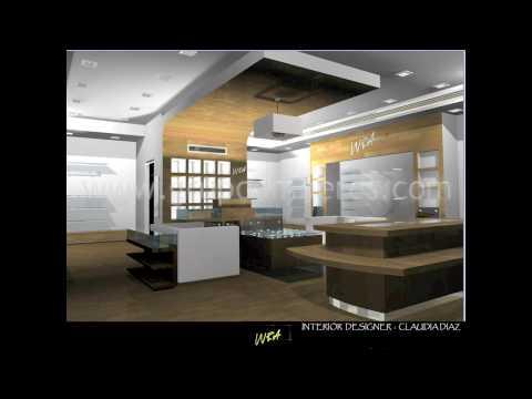 Store WBA/ CAMPER Design by Claudia Diaz