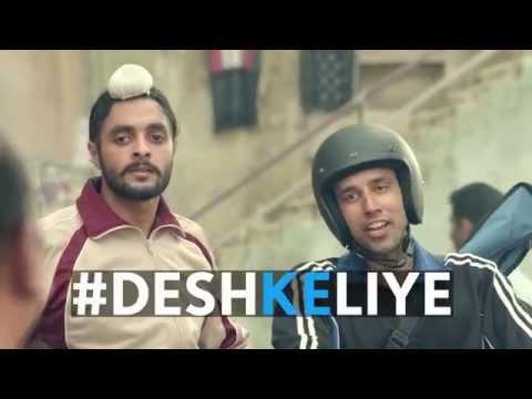 Hockey: India vs Pakistan - #DeshKeLiye