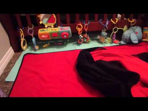 No More Wet Spot Blanket for kids - Mom's Review - diaper free baby