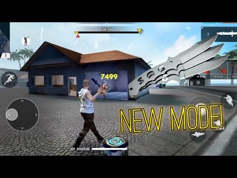 NEW COLD STEEL MODE! (Free Fire Advance Server) [New Update] - Garena Free Fire