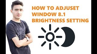 How To Fix Screen Brightness Not Working In Windows 8.1 / LEANR IT
