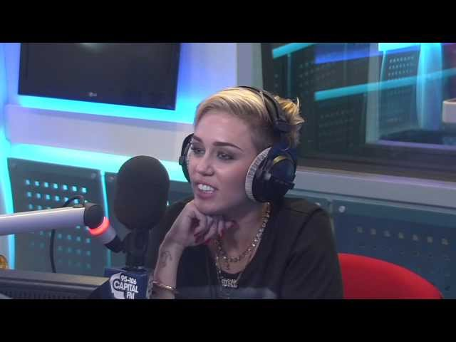 Big Sean, The Wanted And Sean Paul Twerk For Miley Cyrus - Capital FM Travel Video