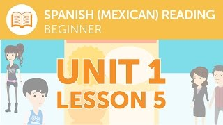 Mexican Spanish Reading for Beginners - An Offer You Cant Refuse!