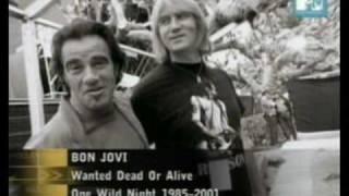 Bon Jovi - Wanted Dead Or Alive - 2001 Version