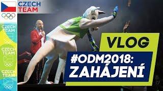 #ODM2018: Olympiádu odstartovala velká show!