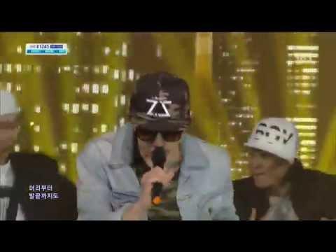 박재범 (Jay Park) [JOAH] @SBS Inkigayo 인기가요 20130421