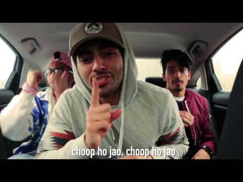 KHADIJA | Aminé - Caroline (Desi/Halal) Parody - Farosty x Shimmer