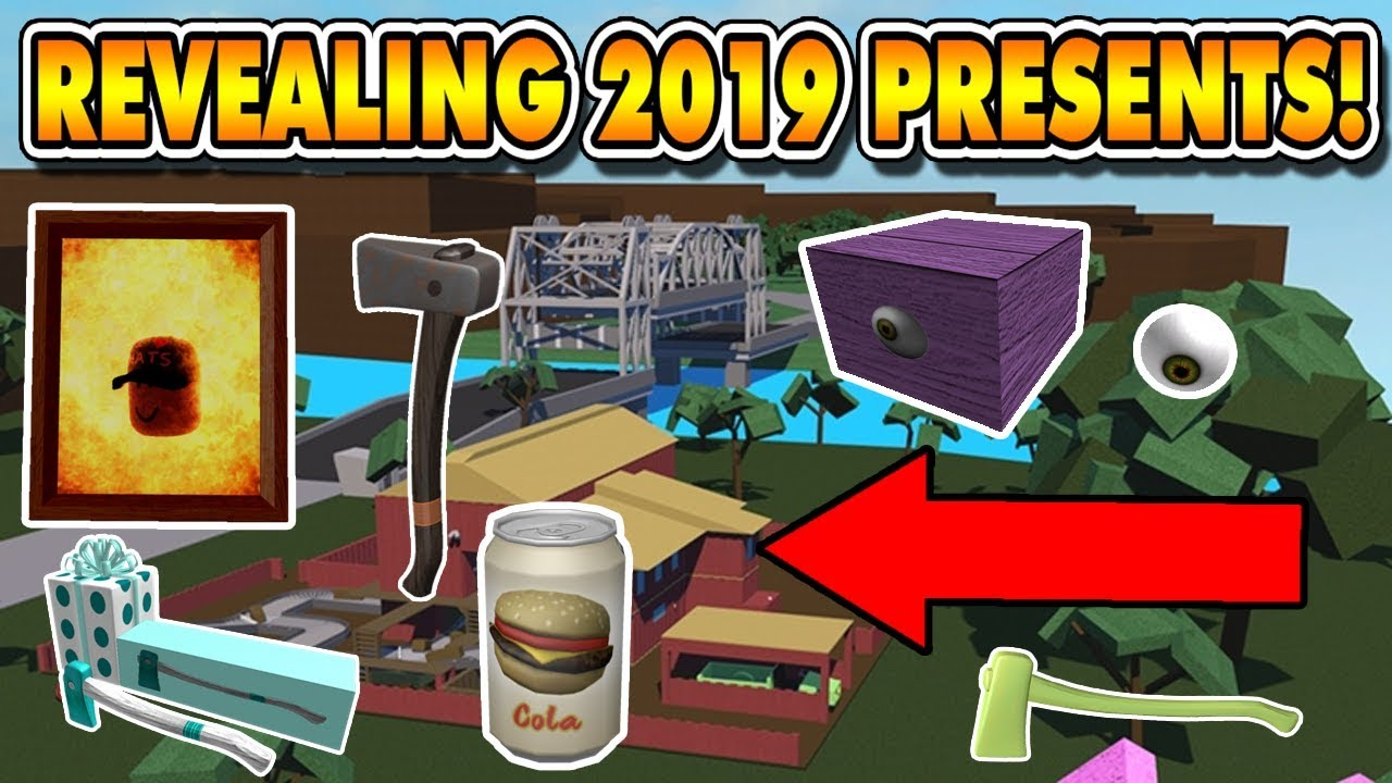 Lumber Tycoon Gifts 2020 Christmas REVEALING ALL OF THE THE 2019 CHRISTMAS PRESENTS! (CHRISTMAS