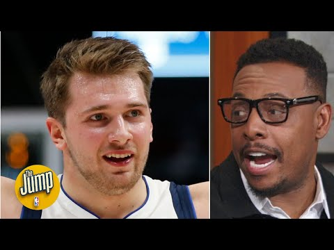 Is Luka Doncic Arguably The Best Player In The NBA Right Now? | The Jump