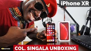 iPhone XR Special Unboxing [RED]!!!