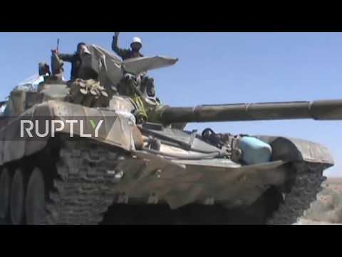 Syria: Syrian forces in al-Tanf outskirts day after US airstrike