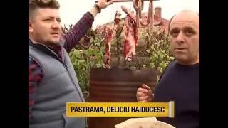 TARA-N BUCATE - Carnati si pastrama de Plescoi
