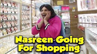 Nasreen Going For Shopping | Rahim Pardesi | Desi Tv Entertainment | ST1T