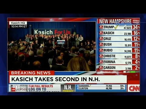 New Hampshire Primary Election: The Biggest Fail Was...