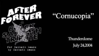 After Forever (a Black Sabbath Tribute) - Cornucopia
