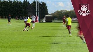 CARROLL STUNNER! Hammers striker reproduces Swansea strike