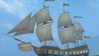Прохождение Корсары ГПК #1 (Нация пират)