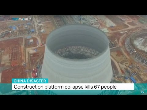 China Disaster: Construction platform collapse kills 67 people