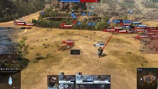 Total War Arena: Слоны и Нумидийская конница (дальний бой)
