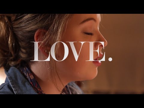 LOVE.  - KENDRICK LAMAR (Cover) By Claire Ernst