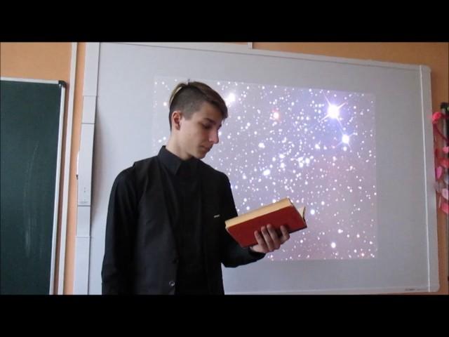Изображение предпросмотра прочтения – ОльгаБахтина читает произведение «Разговор с товарищем Лениным» В.В.Маяковского