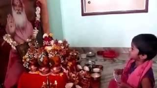 SGS Hanuman Chalisa by 2 years aged boy Chi. Gnana Datta