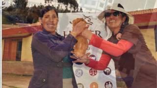 Entrega de recursos de pase de cadena - Asociación Villa del Carmen - Anta