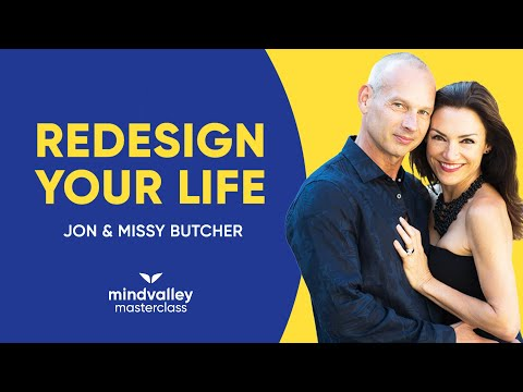 Designing Your Ultimate Life With Jon & Missy Butcher - Mindvalley Masterclass Trailer