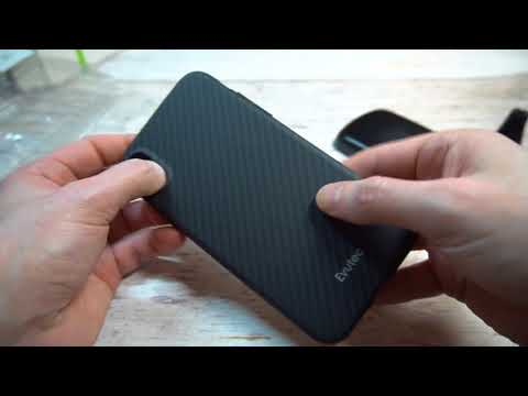 Evutec iPhone X Case Karbon With Vent Mount Unboxing and Review