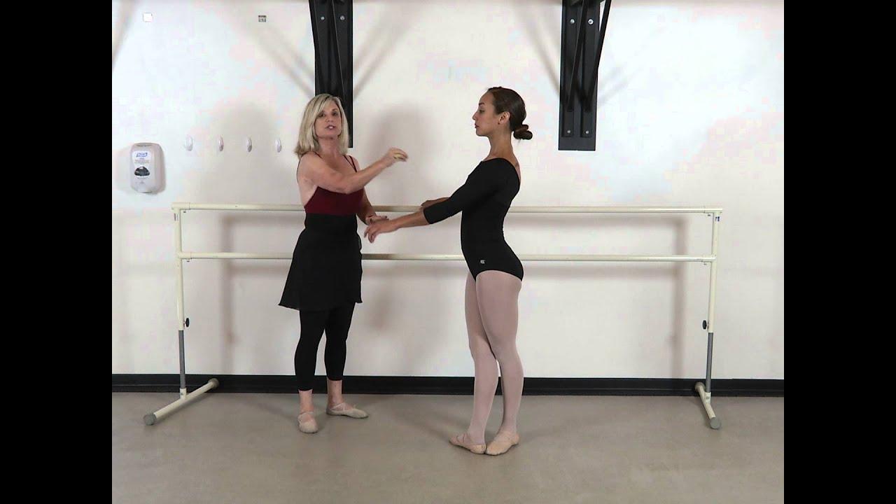 Portable Travel Ballet barre lexibarre Mini M3236