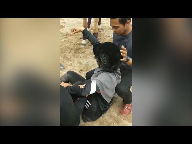 Pengasas produk Secret Correa sarat hamil tular gara-gara tergelincir kuda