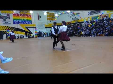 Magnolia High School polka dance chihuahua a la Concordia assembly 2
