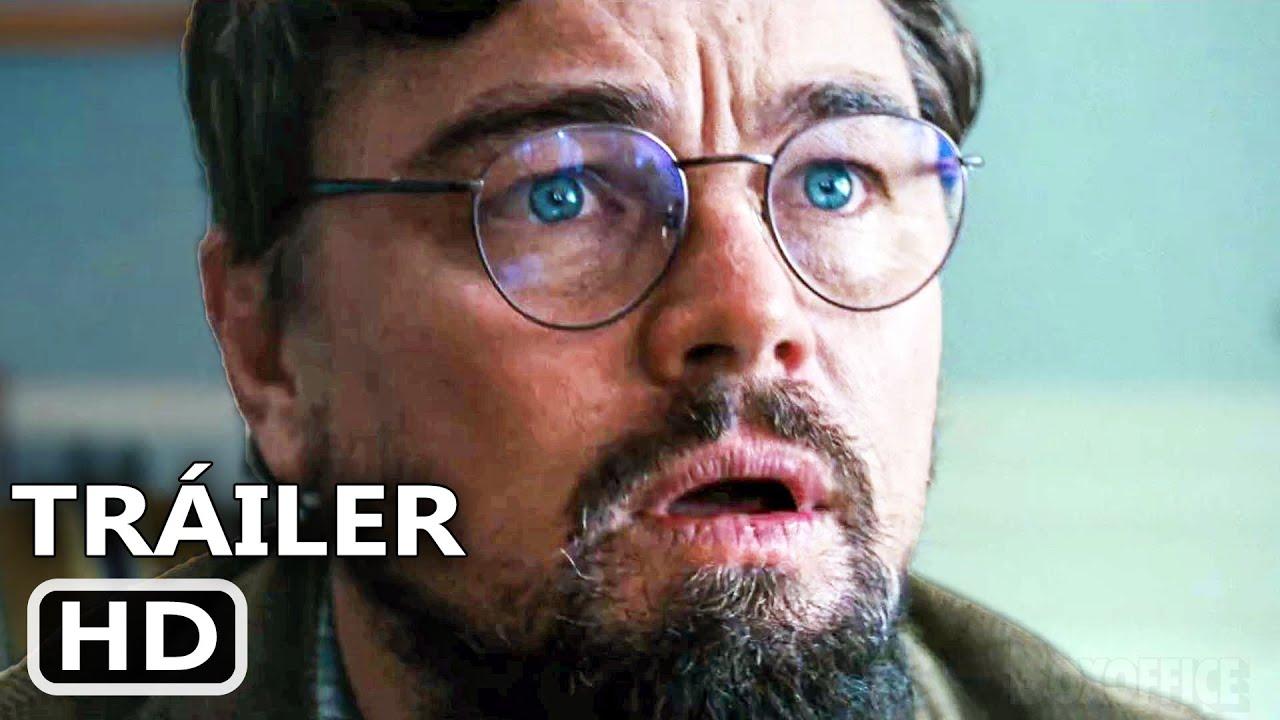 NO MIREN ARRIBA Clip Español Latino Subtitulado (2021) Leonardo DiCaprio, Jennifer Lawrence